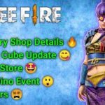 🤫 New Updates – Mystery Shop Confirm Details – All New Events – Ktm Free Fire