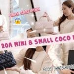 👑 CHANEL 20A MINI COCO HANDLE PINK, STORE MOD SHOTS & UNBOXING WHAT FITS 2020 JULY RARE Hot item
